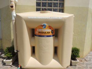 Escola Implanta Sistema de Reúso de Água