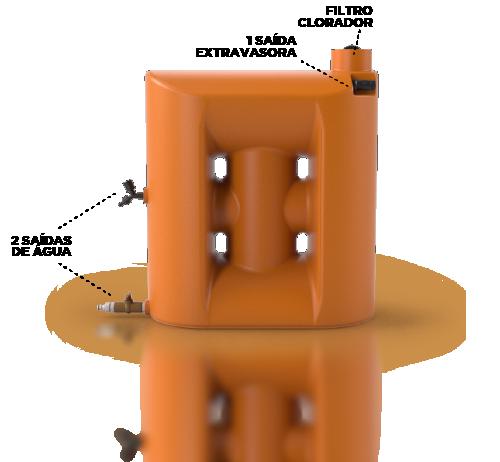 Conheça o Novo Kit Reúso de Água Máquina de Lavar Tecnotri