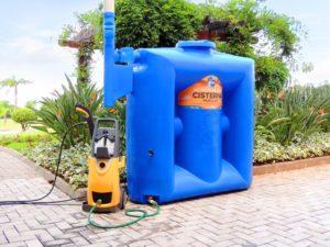 Cisternas Tecnotri na Fiema 2016. A Maior Feira da América Latina em Meio Ambiente
