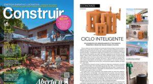Kits Reúso de Água Tecnotri na Revista Construir