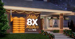 Natal 8X Melhor – Kits Reúso de Água Tecnotri