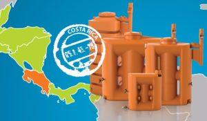 Cisternas Tecnotri Alcançam a América Central