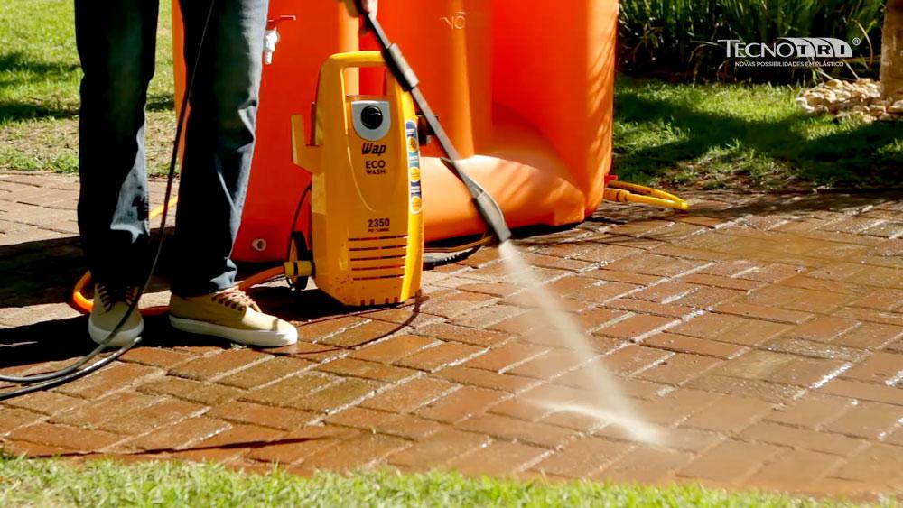 Soluções para Captação de Água da Chuva em Pequenos Espaços