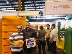 Tecnotri Presente na ConstruRibeirão: Conxtec 2017 01
