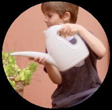 Regar Plantas e Jardins - Cisternas Tecnotri