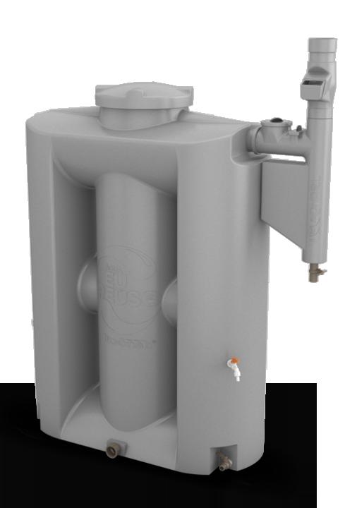 Cisterna-Kit-Reuso-de-Agua-600L-Tecnotri-com-Smart-Filtro-Cinza