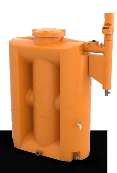 Cisterna-Kit-Reuso-de-Agua-600L-Tecnotri-com-Smart-Filtro-Laranja