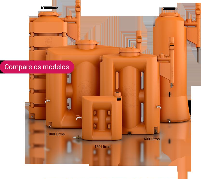 Modelos de Cisternas - Cisternas Tecnotri