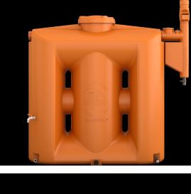 Cisterna 1000 Litros Tecnotri