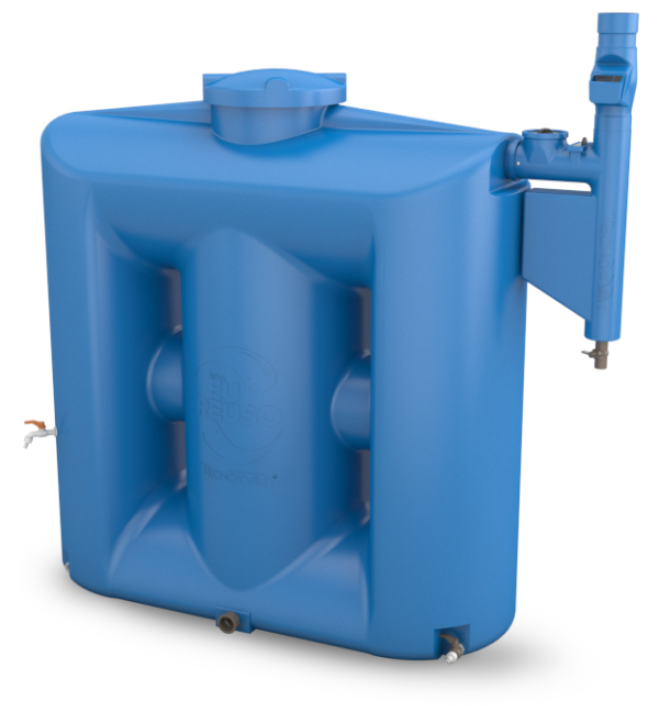 Cisterna-Kit-Reuso-de-Agua-1000L-Tecnotri-com-Smart-Filtro-Azul