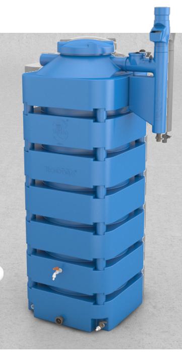 Cisterna-Kit-Reuso-de-Agua-1050L-Tecnotri-com-Smart-Filtro-Azul