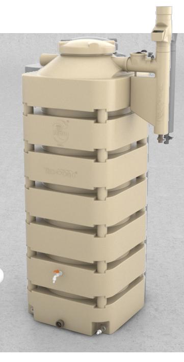 Cisterna-Kit-Reuso-de-Agua-1050L-Tecnotri-com-Smart-Filtro-Bege