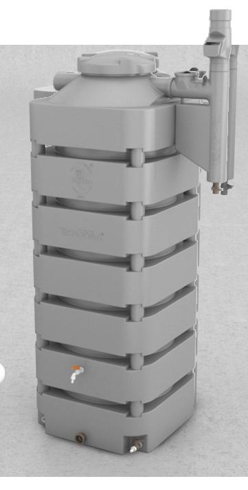 Cisterna-Kit-Reuso-de-Agua-1050L-Tecnotri-com-Smart-Filtro-Cinza