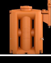 Cisterna 600 Litros Tecnotri