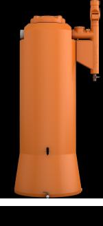 Cisterna 750 Litros Tecnotri