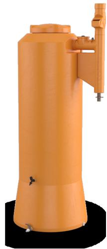 Cisterna-Kit-Reuso-de-Agua-750L-Tecnotri-com-Smart-Filtro-Laranja