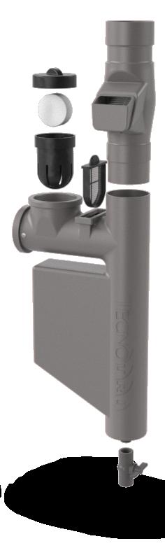 Smart-Filtro-Tecnotri-Universal-Decanter-8-litros-Cinza