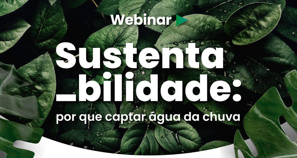 Webinar Sustentabilidade