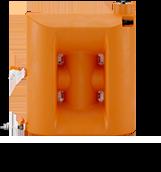Cisterna Rotomoldada Tecnotri 150L
