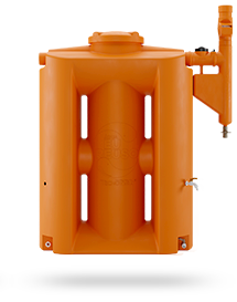 Cisterna Rotomoldada Tecnotri 600L